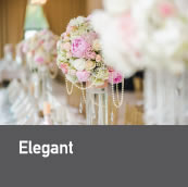 i Do decorations _ elegant