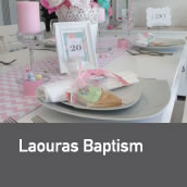 i Do decorations _ Laouras Baptism