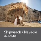 Weddings in Shipwreck beach