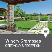 Winery Grampsas weddings